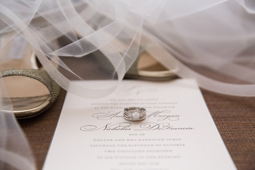 Click to view wedding invitation and favors by EAF fine papers