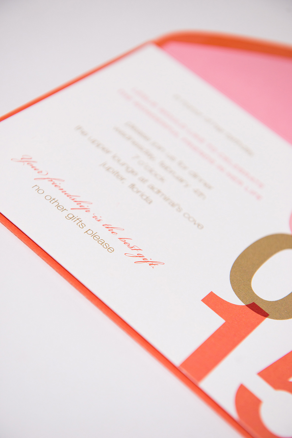 party invites by EAF fine papers