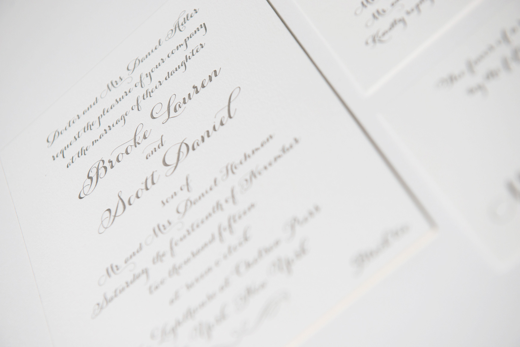 EAF fine papers unique wedding designs