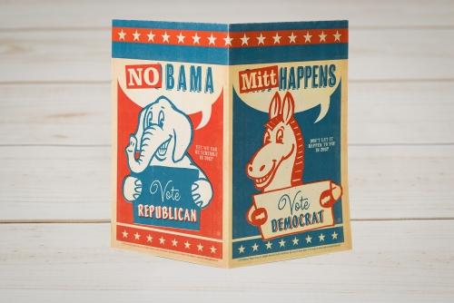 Election Pary Custom design