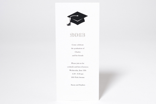 Graduation party invitation ideas