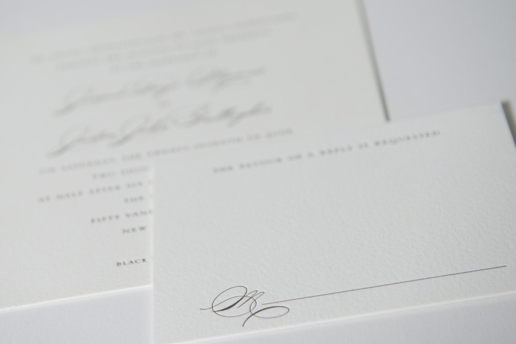 wedding party invitation design