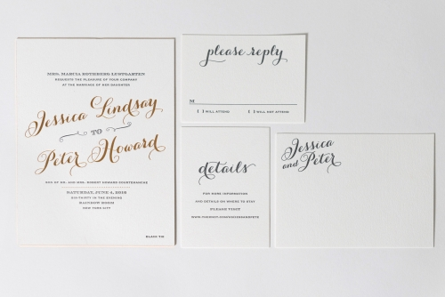 sweet wedding invitations