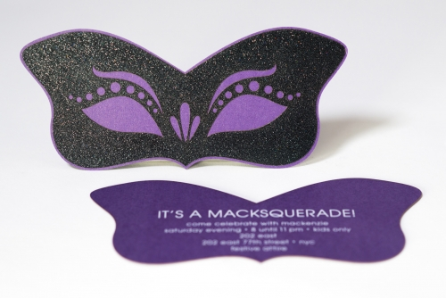 Fancy Party Invitations NYC