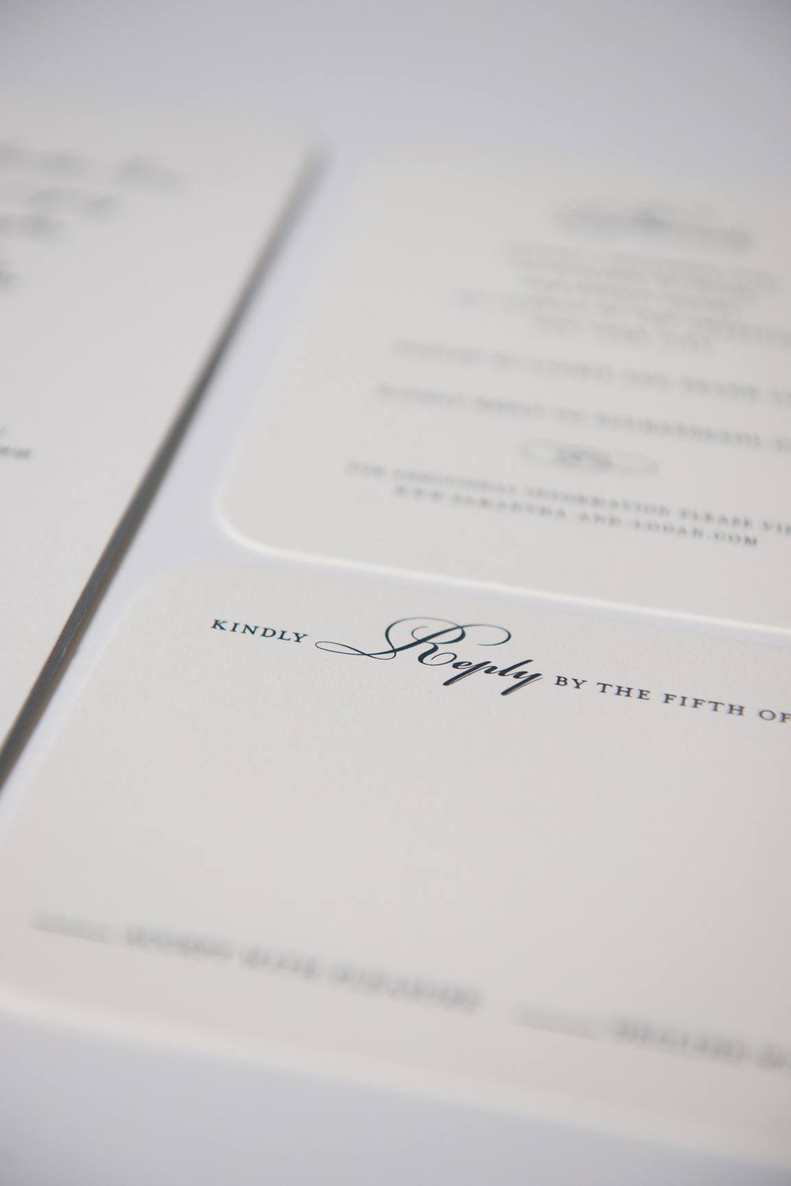classic wedding invitations